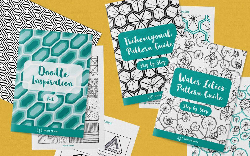 free doodle starter pack